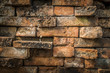 Old brick wall pattern2