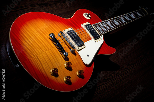 Les Paul guitar - 60067827