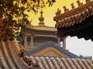 Verbotene Stadt, China