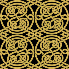 Saxon Seamless Pattern One