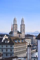Großmünster, Zürich