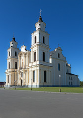 Church  Assumption of the Blessed Virgin Mary in Budslav