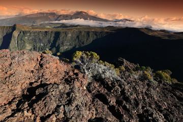 Route du Volcan - Réunion