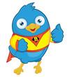 Super Blue Bird