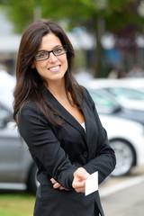 Car rental and sales representative