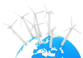 Die Windenergie