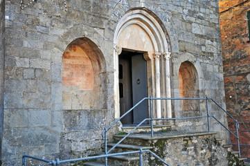 Camogli, Liguria - Chiesa di San Nicolò di Capodimonte