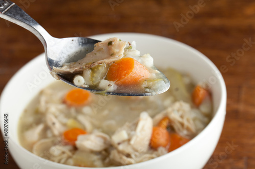 Chicken Soup Spoonful