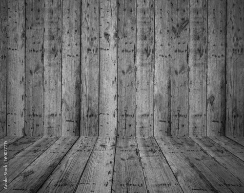 Grey Wooden Wall