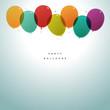 Obrazy na płótnie, fototapety, zdjęcia, fotoobrazy drukowane : Party Balloons