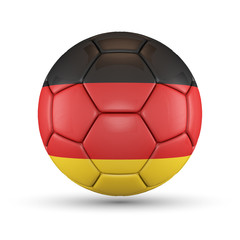 3D - Football - Germany (I)