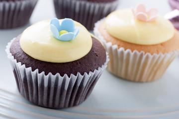 Blossom Cupcake