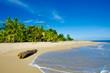 Beach caribbean Costa Rica