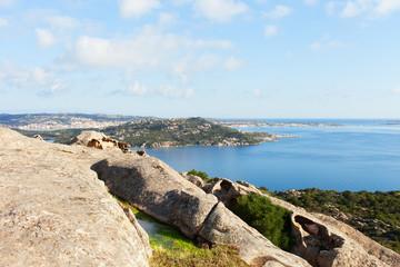 North coast of Sardinia, Italy.