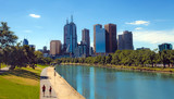 Fototapety Melbourne, Victoria, Australia