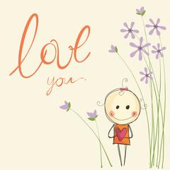 Baby Girl Love