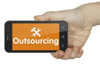 Outsourcing. Mobile
