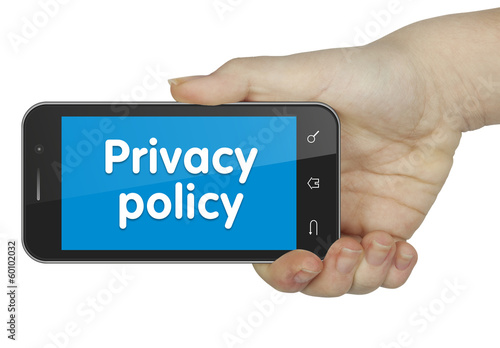 Privacy policy. Phone