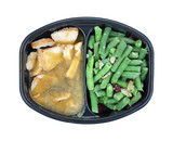 Frozen Turkey And Vegetable Meal