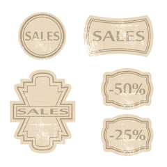 sales labels