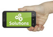 Solutions. Phone