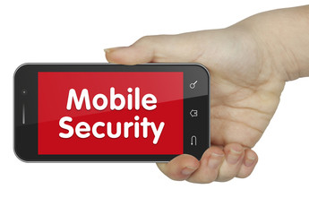Mobile security. Phone