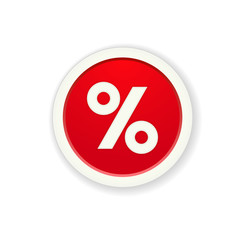 the sale icon button