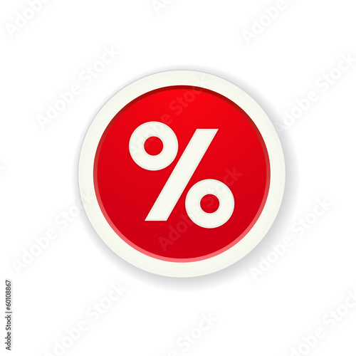 the sale icon button