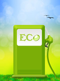 eco gas station