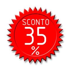 Bolino sconto2 35%