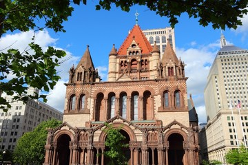 Boston, MA - Trinity Church