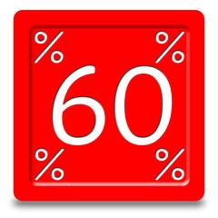 Bottone sconto 60%