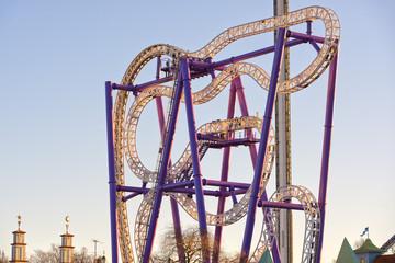 Skansen stockholm Rollercoaster