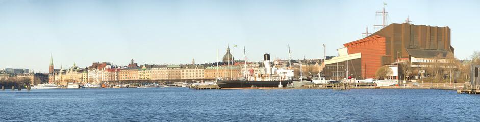 Stockholm skansen vasa museum