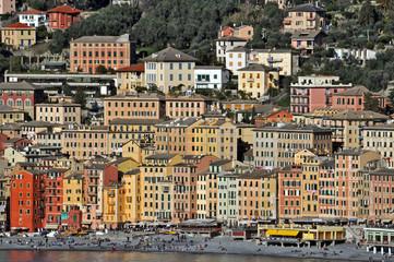 Camogli dal Monte di Portofino - Liguria