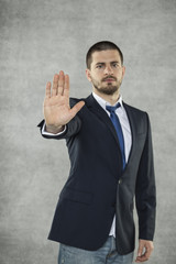 Stop with violence in Business