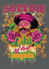 City of lost angels