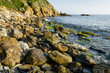 Sardegna, scogliera di Baia Chia