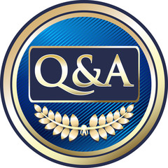Questions And Answers Blue Label