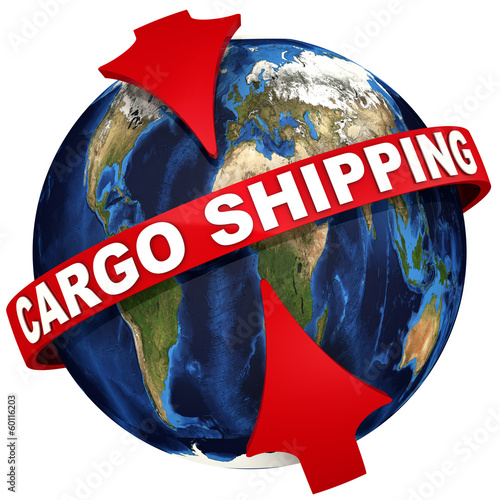 Worldwide cargo shipping