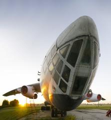 Abandoned aircrafts