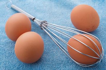 captured egg