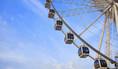 Part of ferriswheel