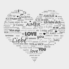 Saint Valentin: le cœur de l'amour