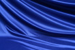 ブルー 布 ドレープ - 60120846