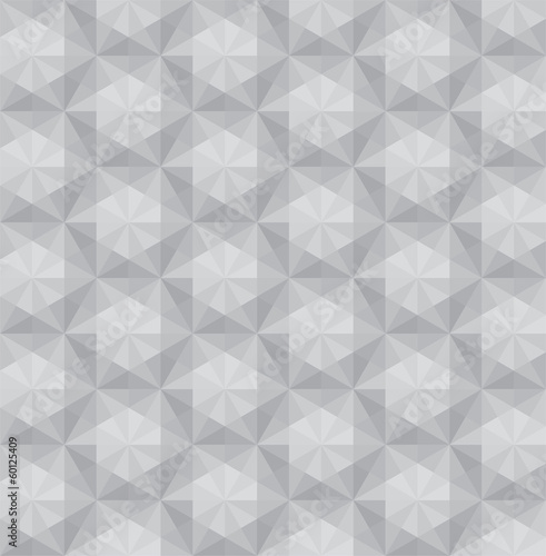 vector triangular  mosaic seamless pattern