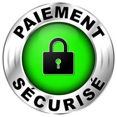 paiement sécurisé icône