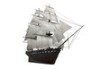 Sail Ship Isolated - 60127676