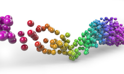 colorful balls © Paulista