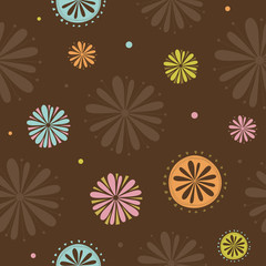 seamless_retro_brown